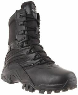 Bates 2348 Men's Delta Side-Zip 8 Inch Uniform Boot FAST FRE