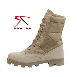 Rothco 5057 G.I. Type Speedlace Desert Tan Jungle Boot