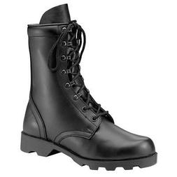 5094 army style speedlace combat boots leather