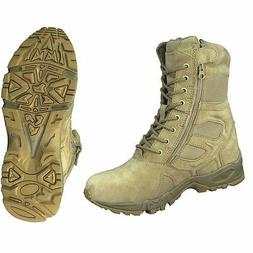 Rothco 5357 Forced Entry Desert Tan Tactical Combat Boots w/