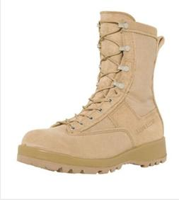 Belleville 790 V Tan Waterproof Flight and Combat Boots Made