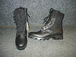 "ROTHCO 8"" Tall Panama Sole G.I. Type Jungle Boots,army bdu C"