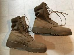 Army Hot Weather Combat Boot Coyote 11R