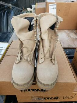 Army Issue Bates Temperate Weather Combat Boots  Size 10.5R