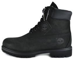 Timberland Men's 6-Inch Basic Waterproof Boots Black 10073