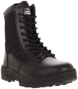Original SWAT Classic 9in. Wide Tactical Boots, Black, Size