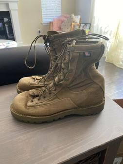 Danner Combat Boots AR 670-1 Compliant 8 Inches High.  US Me