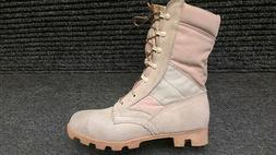 ROTHCO DESERT TAN G.I .TYPE SPEEDLACE ARMY JUNGLE BOOT BDU B