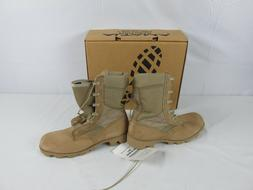 ALTAMA Desert Tan Marine Hot Weather TYPE II Combat Boots Me