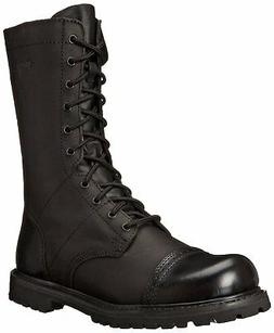 Bates Men's Enforcer 11 Inch Paratrooper Boot, Black, 13 M U