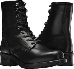 FRYE Women's Engineer Combat Black 8 B US B