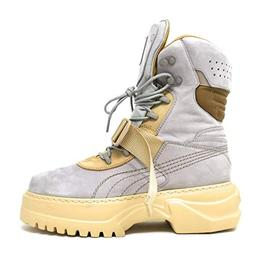 Fenty Puma Women's x by Rihanna Nuckbuck Leather Winter Boot