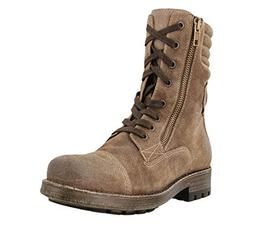 Taos Footwear Women's Renegade Taupe Rugged Boot 42 M EU / 1