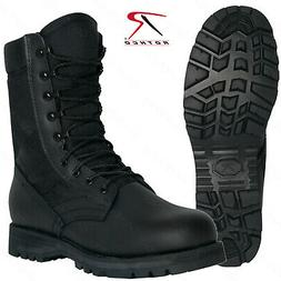 Rothco G.I. Type Sierra Sole Black Tactical Boots - Military