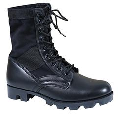 Rothco Gi Type Jungle Boot 8'' Black Size 5