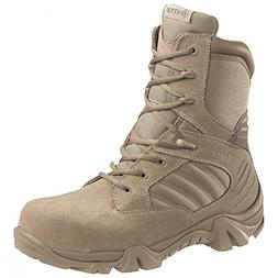"Bates Men's Gore-Tex Tan 8"" Composite Toe Boots 12 M US"
