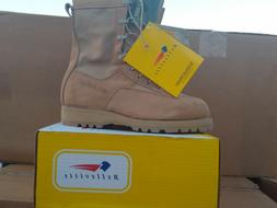 Belleville Gortex new in box USA waterproof military tan com