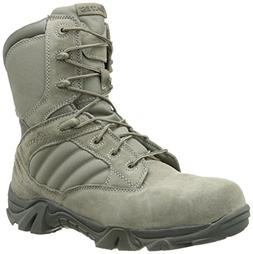 Bates Men's Gx-8 Sage 8 Inch Comp Toe Zip Uniform Boot, Sage