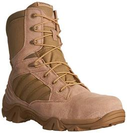 Bates Men's GX-8 8 Inch Ultra-Lites Zip Uniform Work Boot, D
