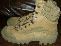 Bates Hot Weather Combat Hiker Boots Olive Mojave E03612C Si
