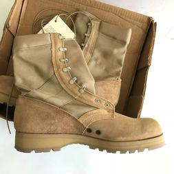 Hot Weather Military Surplus Army Combat Boot Wellco Size 16