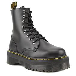 Dr. Martens Men's Jadon 8-Eye Boot 8 Black