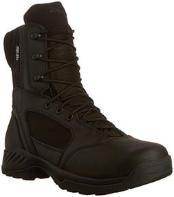 "Danner Men's Kinetic 8"" Side Zip GTX Work Boot,Black,11 EE U"