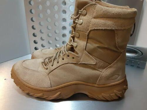 Oakley 11093-889A Tactical Tan Boots