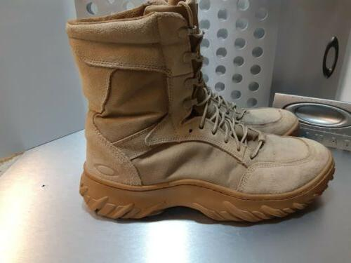 Tactical Tan Mens 12