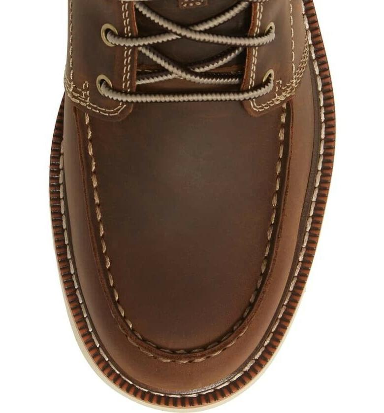 Ariat 185453 Lace-up Leather Boots Brown D