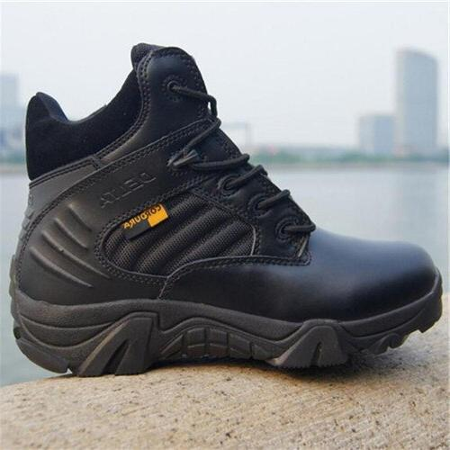 2019 Autumn Military Force Desert Ankle Shoes