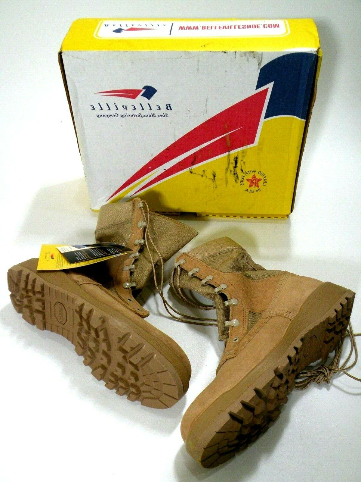 390 desert military army hot weather tan