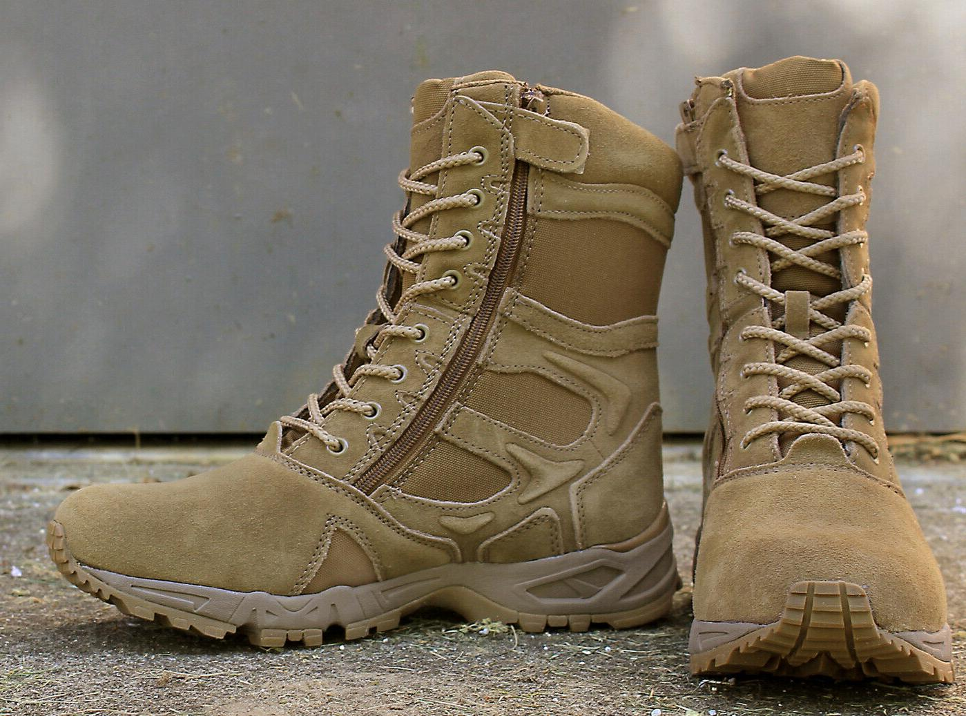 army coyote brown ar 671 military boot