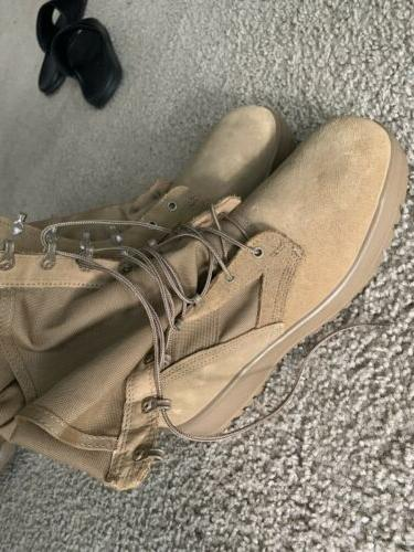 Army Issued 10.5 Hot Weather Combat Brown