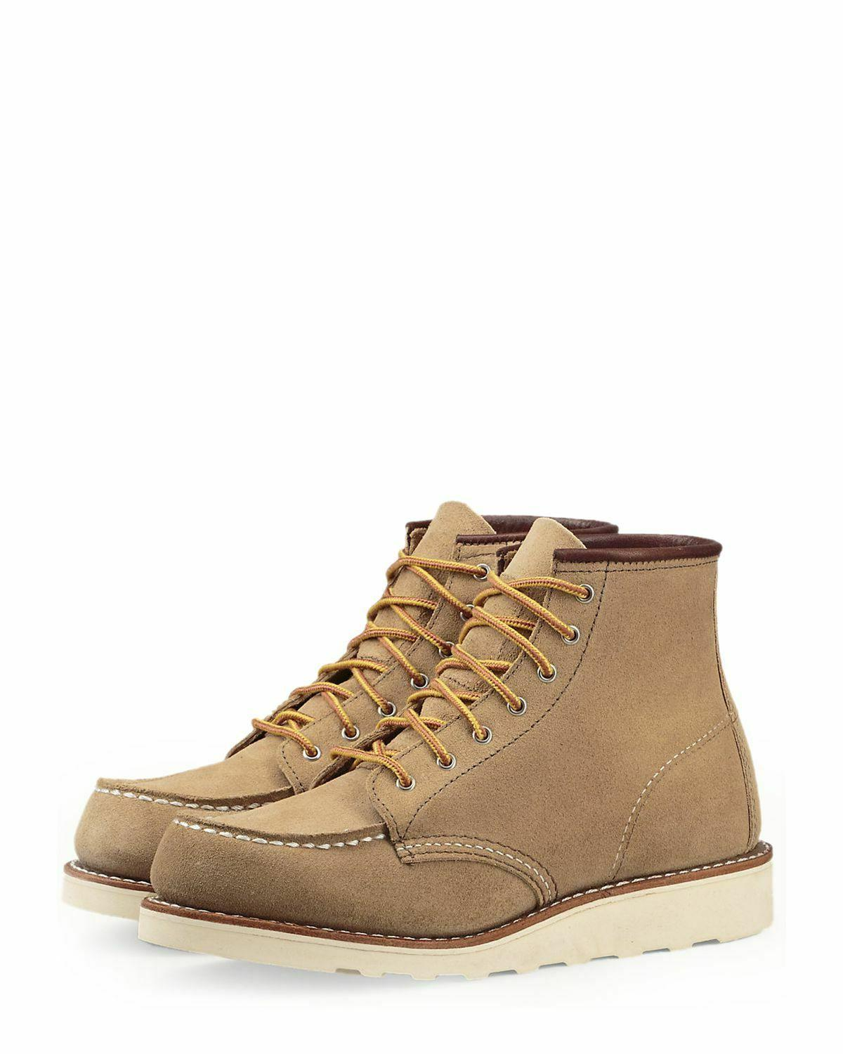 authentic women s red wing moc toe