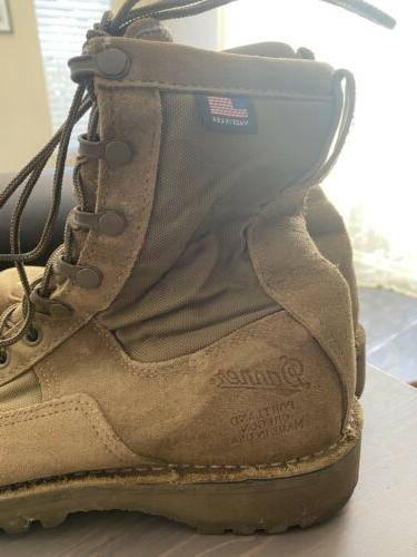 Danner Combat 670-1 8 Inches High. US Men's Size 8.