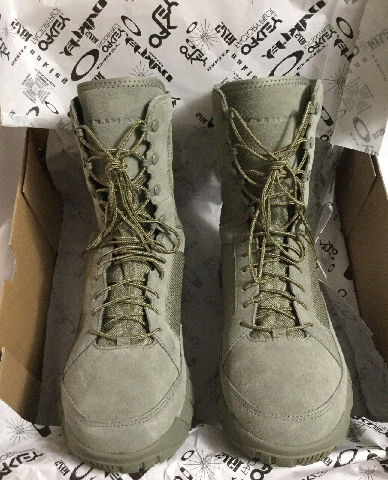 Men's Assault 2 Military Boots 11 Army Sage