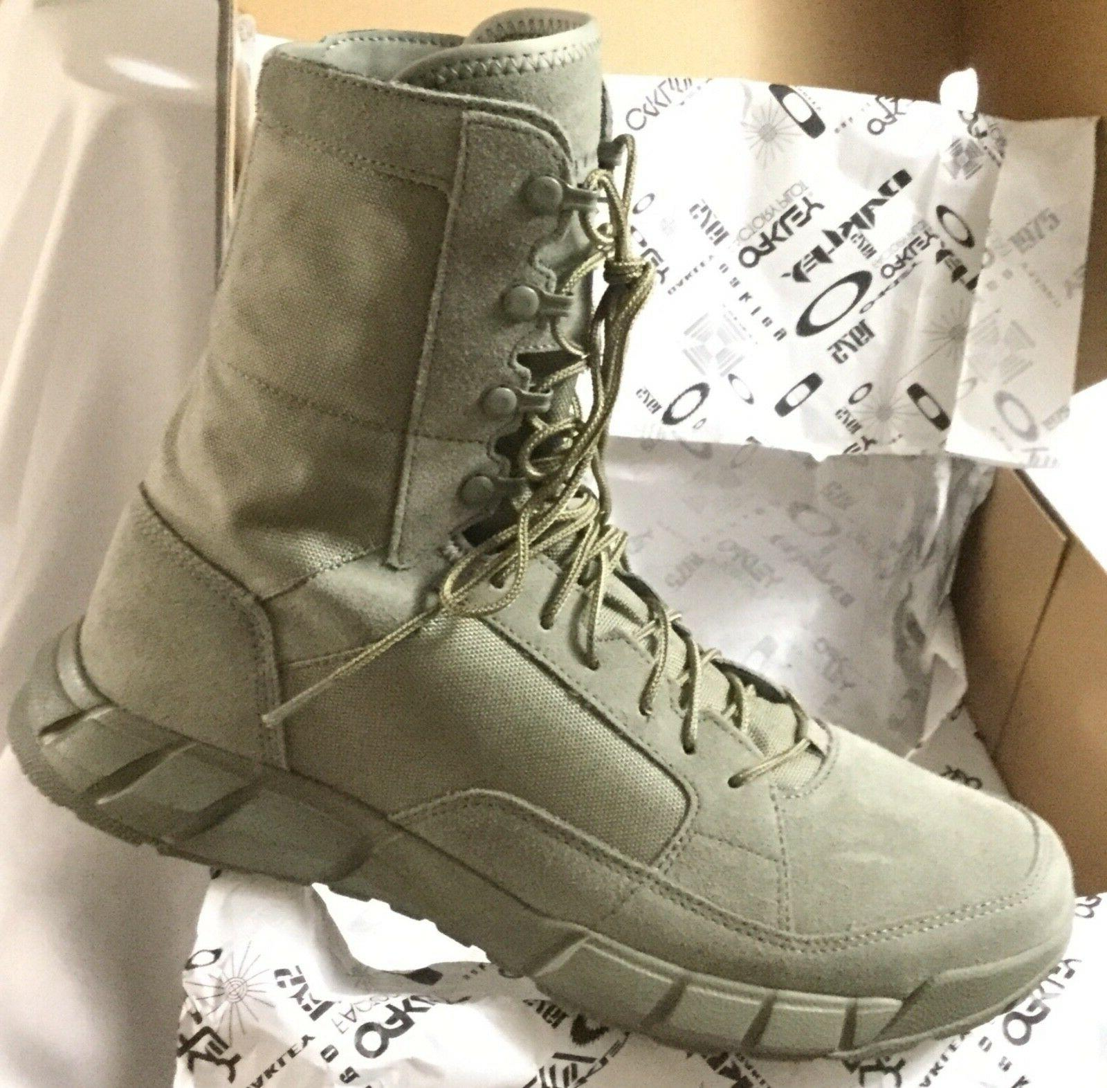 Combat Men's Light Assault Military Boots Shoes Army