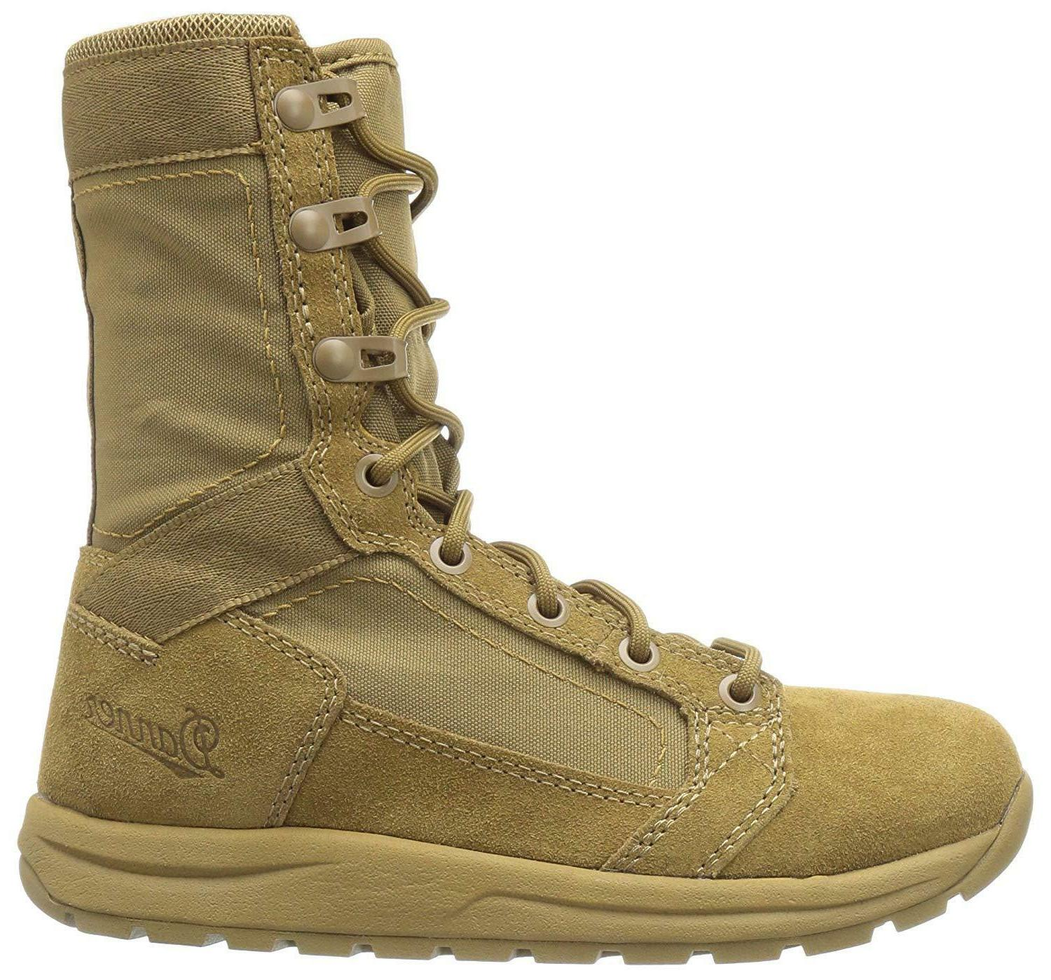 Danner Tachyon 8 inch Coyote Tactical Boot