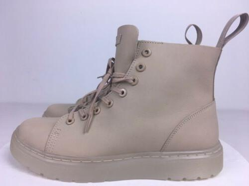 Doc Sand Combat Boots New Without Box