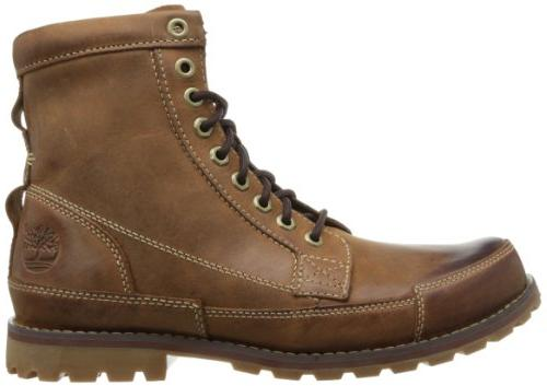 Timberland Earthkeepers Leather Men's Red 8.0