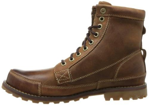 Timberland Rugged Leather 6in Men's 8.0
