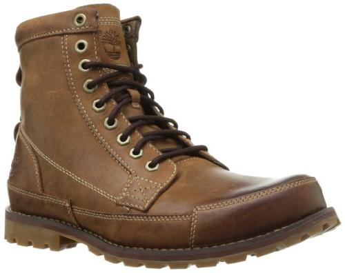 Timberland Earthkeepers Leather 6in - Men's Brown Burnished, 8.0