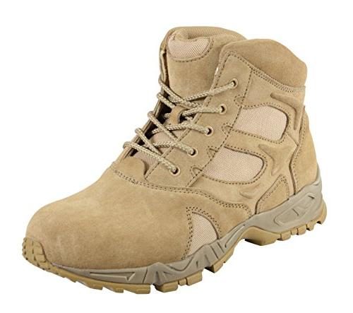 forced entry desert deployment boot