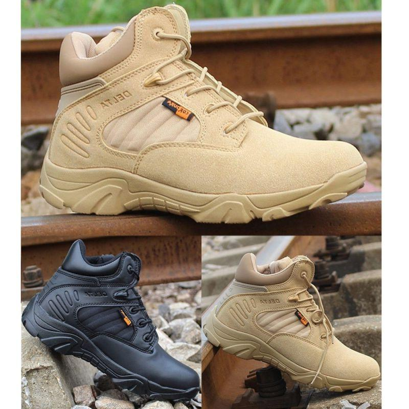 Hiking Shoes Delta Tactical Men's Combat Outdoor Army