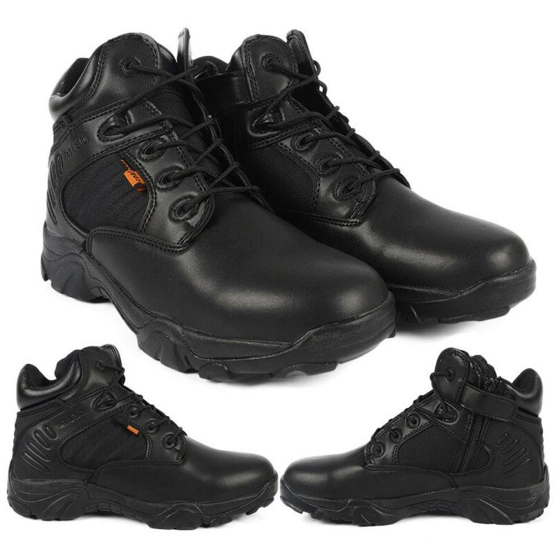 Hiking Shoes Military Tactical Desert Combat Outdoor