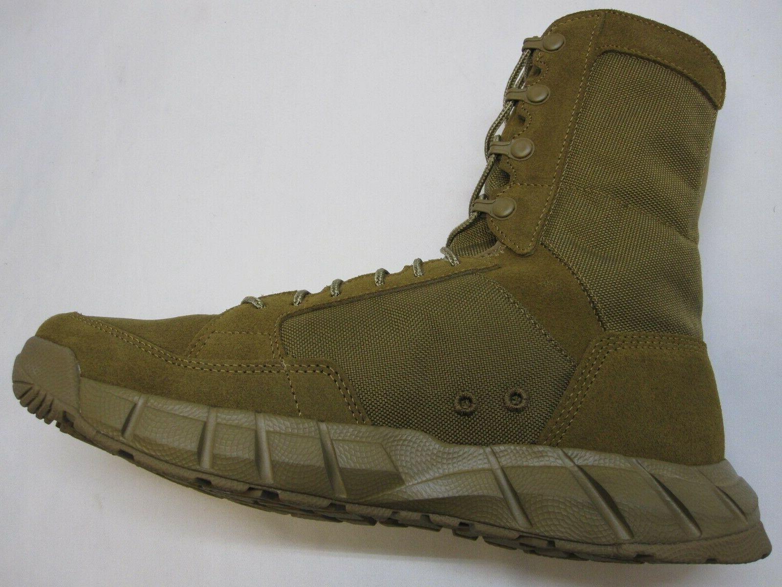 OAKLEY LT 2 ARMY OCP MILITARY BOOTS BOOT