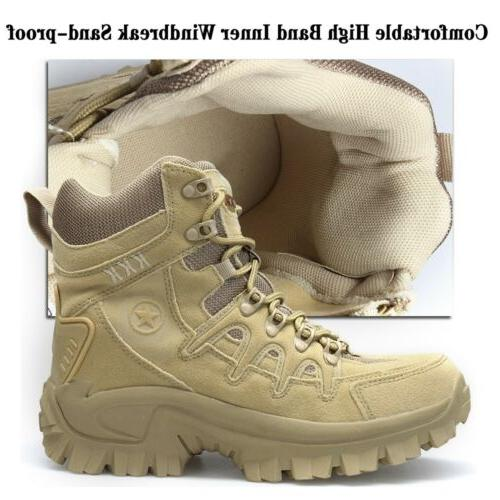 Men Duty Boots Forced Deployment Boots Shoes