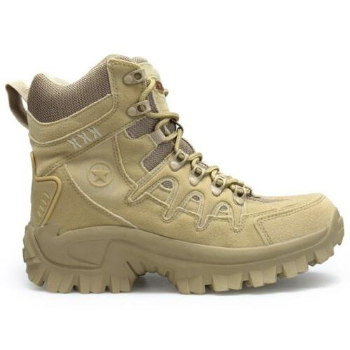 Men Military Duty Work Boots Forced Entry Deployment Boots Shoes Combat