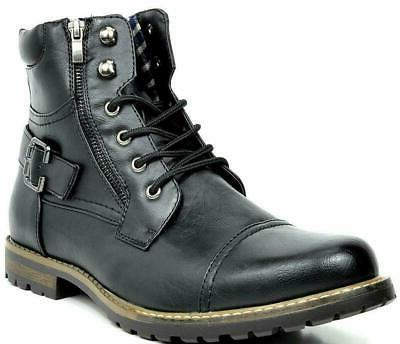 US Boots Lace-Up Riding Hiking